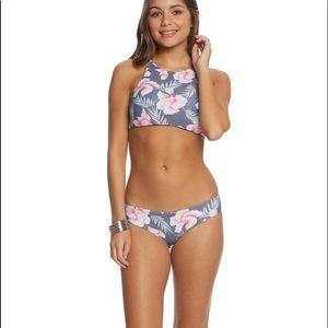 StoneFoxSwim Flor Gitano Big Island Bikini Bottom